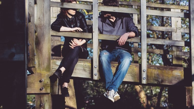 Couple counselling - couple discussion